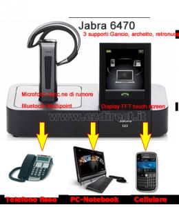 jabra go 6470
