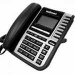 Telefono voip con display grafico tasti viva voce attacco cuffia voismart
